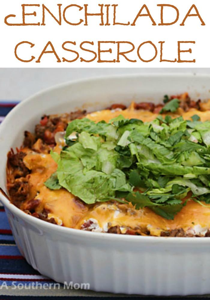 Enchilada Casserole (1)