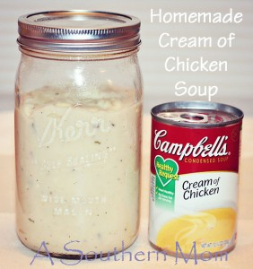Homemade Cream of Chicken Soup – You Can Ditch the Can!