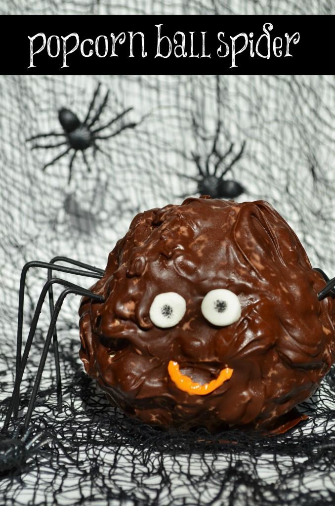 Popcorn-Ball-Spider-Halloween-Treat-678x1024