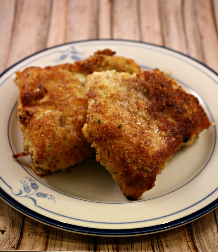 chicken breast breaded