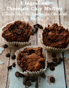 Copycat Chocolate Chip Muffins