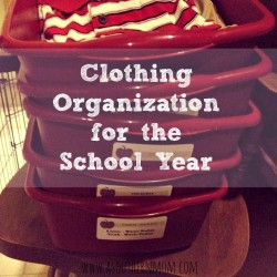 clothing organization