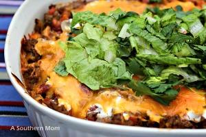 Enchilada Casserole Sidebar