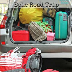 how to pack your vehicle