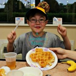 Texas Waffles