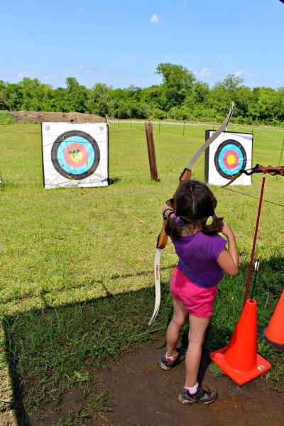 bovay scout ranch archery