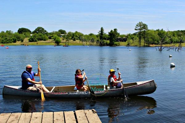 bovay scout ranch canoe