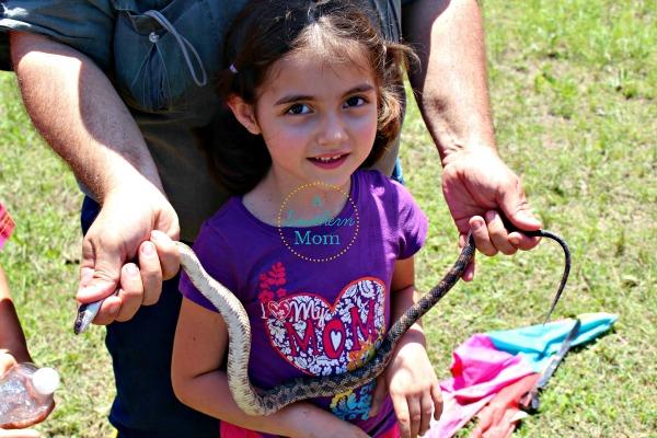 bovay scout ranch snake