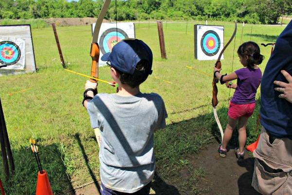 cub scouts archery