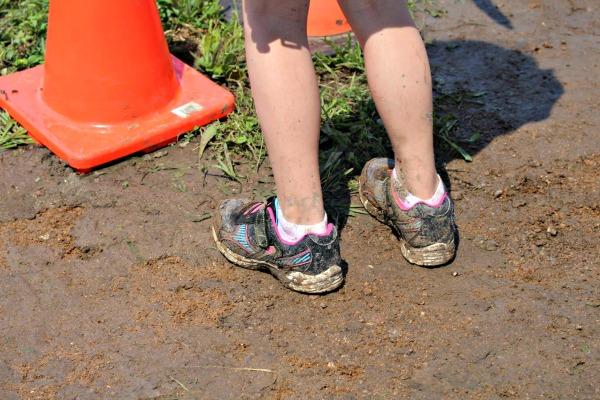 muddy cub scouts