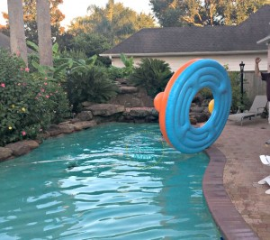 Fun in the Sun – A Review of the Flofa by Backyard Ocean
