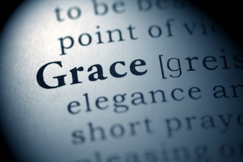 Fake Dictionary, Dictionary definition of the word Grace.