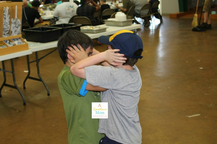 Cub Scouts Friendship