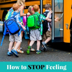 How to STOP Feeling Disconnected from Your Child's School