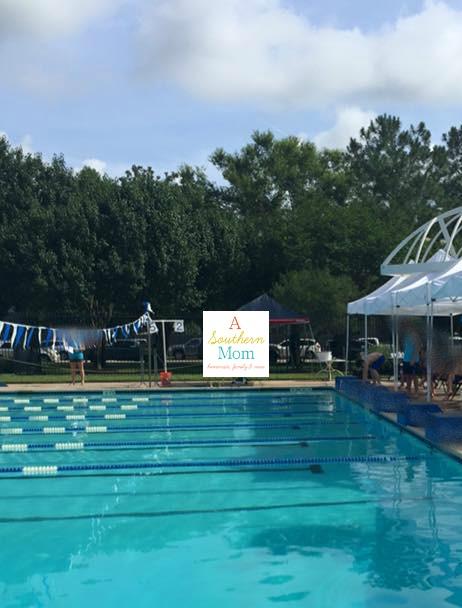 Swim Team Summer Join