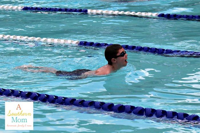Swim Team Swimming