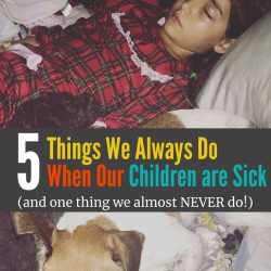 Is your kid sick? I hate it when my kids are sick. I always wish I could trade places with them and they could always be healthy, happy and germ free. These mom hacks for sick kids help to make their illnesses a bit less traumatic though. #momhacks #sickkids #takingcareofsickkids #stayhomewithsickkids