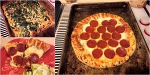 Freschetta Pizza Baked