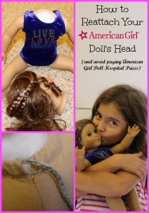 American Girl Doll DIY Hospital