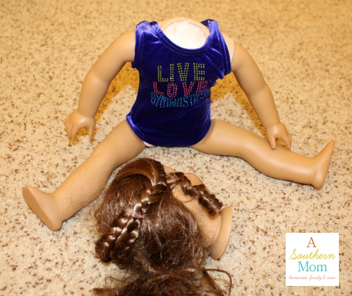 American Girl Doll Hospital Head Fell Off 009